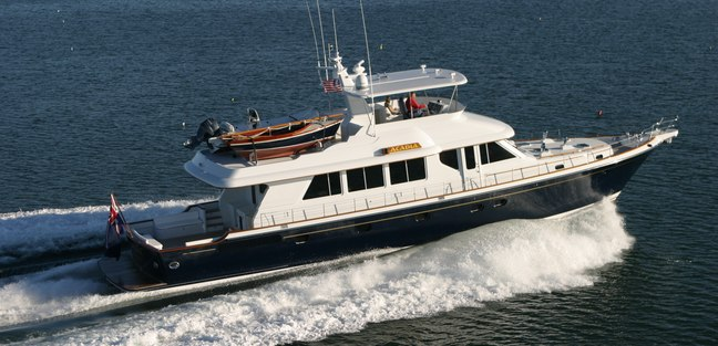 Song of Acadia Charter Yacht