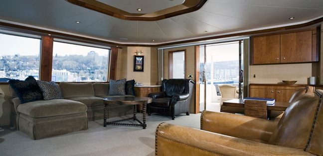 The Holding Charter Yacht - 3