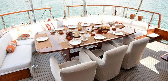 Euphoria Charter Yacht - 5