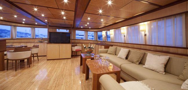 Clara One Charter Yacht - 6