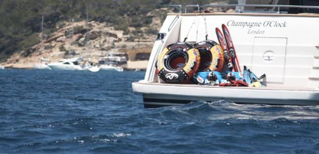 Champagne O'Clock Charter Yacht - 4