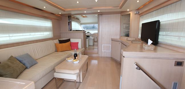 KAMA Charter Yacht - 6