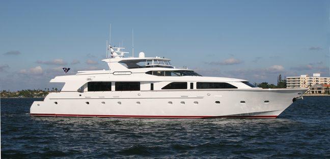 Arctic Pride Charter Yacht