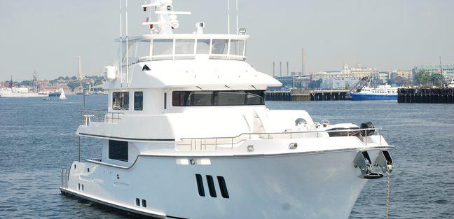 Zembra Charter Yacht - 2
