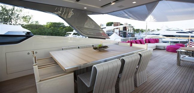 Bodacious Charter Yacht - 5