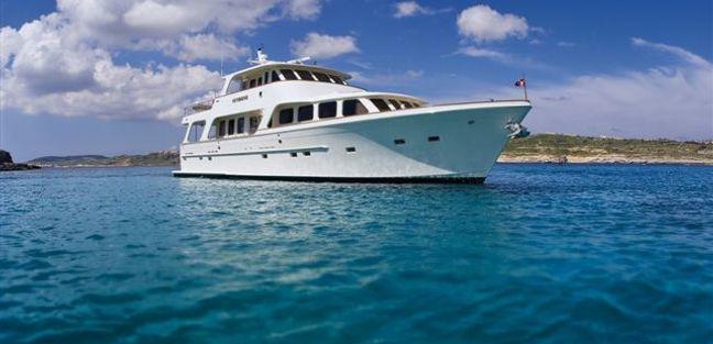 Sundene Charter Yacht