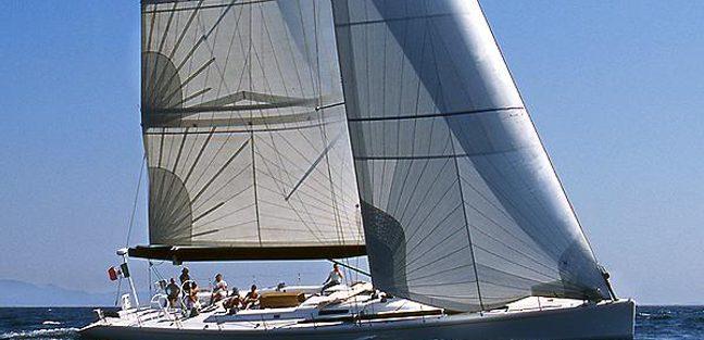 Capricorno Charter Yacht