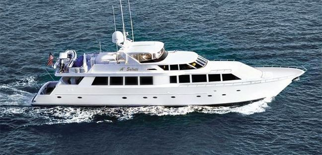 A' Salute Charter Yacht - 2