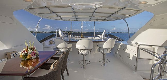 Pure Bliss Charter Yacht - 4