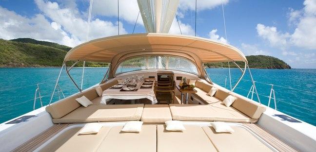 Rapture Charter Yacht - 2