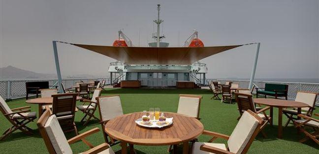 Al Mabrukah Charter Yacht - 2