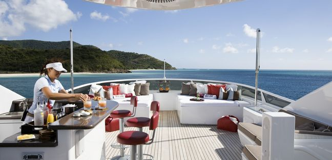 Envy Charter Yacht - 3