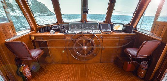 Entrancer Charter Yacht - 8