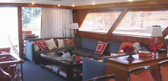Alicia Charter Yacht - 4