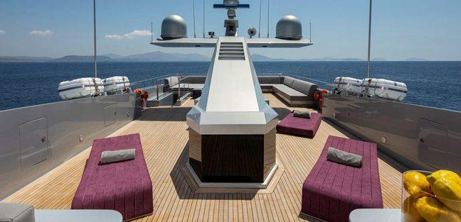 Billa Charter Yacht - 2