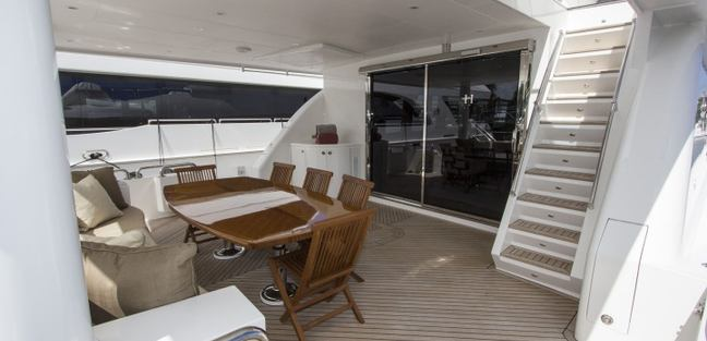 Carbon Copy Charter Yacht - 4