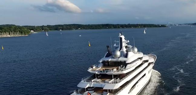 Amadea Charter Yacht - 7