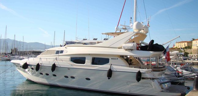 Du Ciel Charter Yacht - 2