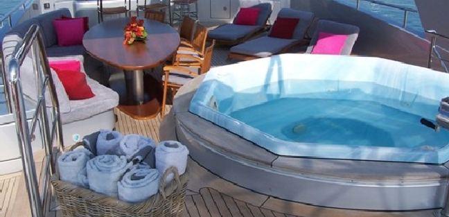 Annamia Charter Yacht - 3