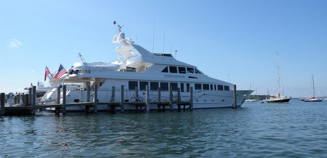 Indiscretion Charter Yacht - 4
