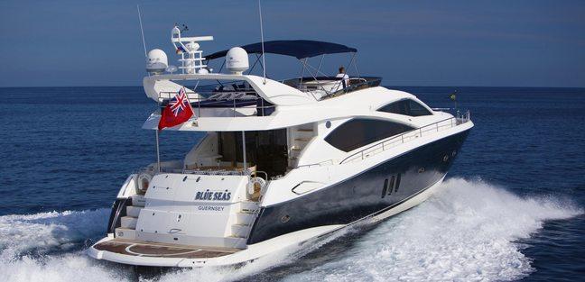 Blue Seas Charter Yacht
