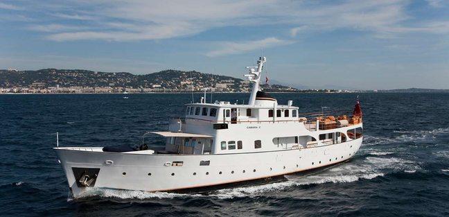 Camara C Charter Yacht