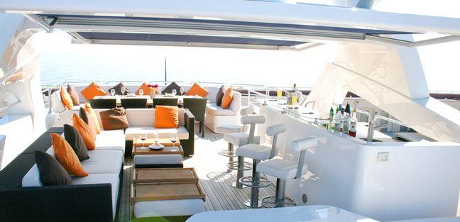 Barracuda Red Sea Charter Yacht - 3