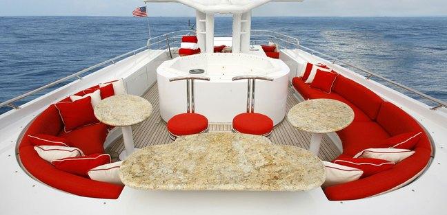 SURINA Yacht - Trident   Yacht Charter Fleet