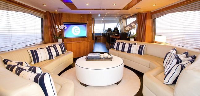 Blue Seas Charter Yacht - 5