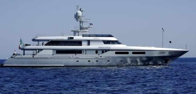 Regina d'Italia II Charter Yacht