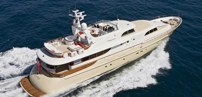 Perla Nero Charter Yacht