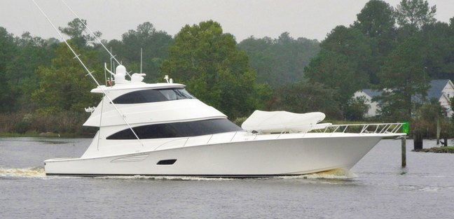 Set In My Waves Charter Yacht