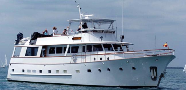 Lady Chateau Charter Yacht - 3