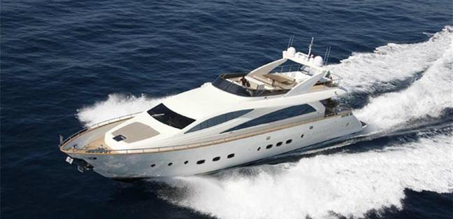 Al Catraz Charter Yacht