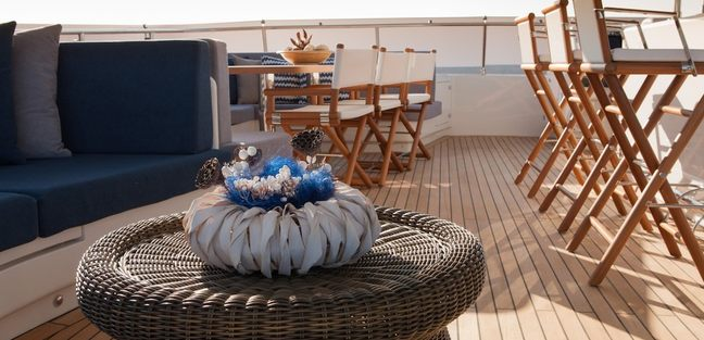 Rosey Charter Yacht - 3