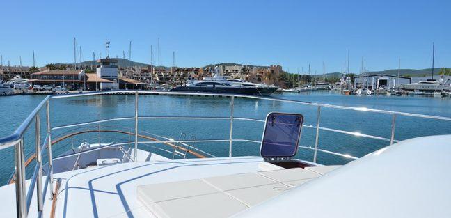 Black Pepper Charter Yacht - 5