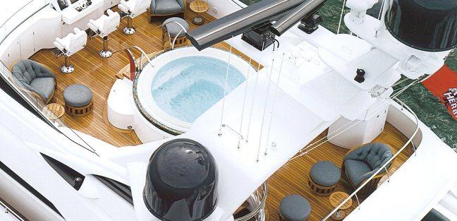 Usher Charter Yacht - 2