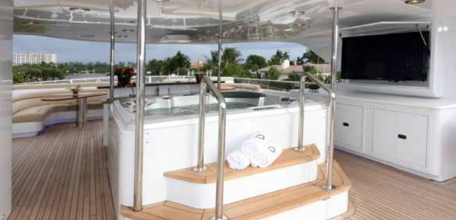 Far From It Charter Yacht - 8
