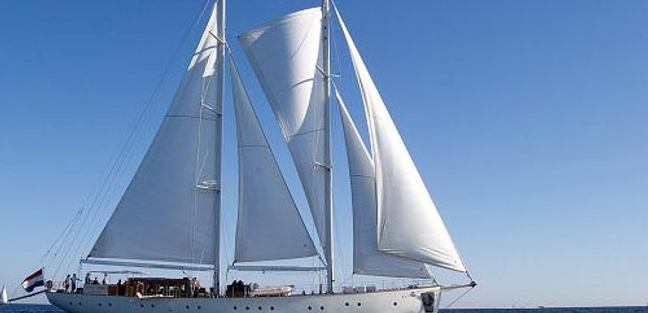 Kairos III Charter Yacht