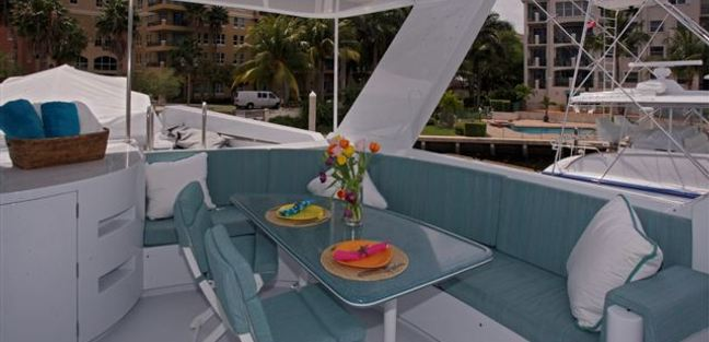 Intrepid Charter Yacht - 2