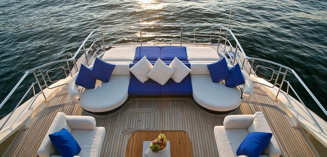 Plus Too Charter Yacht - 4