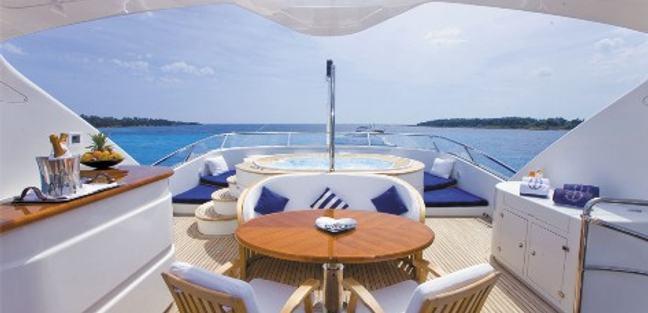 SeaBlue'Z Charter Yacht - 4