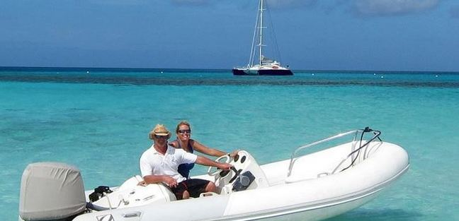 Felicia Charter Yacht - 2