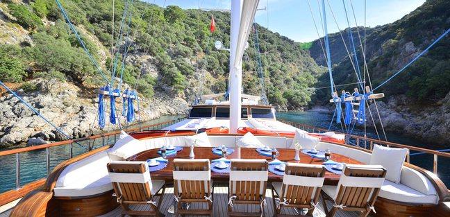Lycian Queen Charter Yacht - 2
