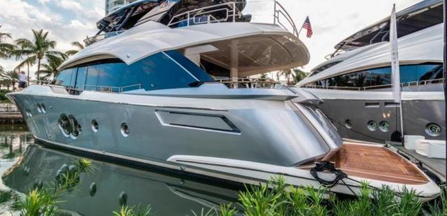Monte Carlo 80 Charter Yacht - 3