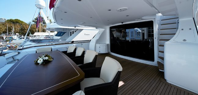 Ramina Charter Yacht - 5