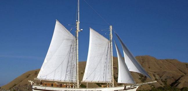 Gaff Rigged Schooner 31 M Charter Yacht