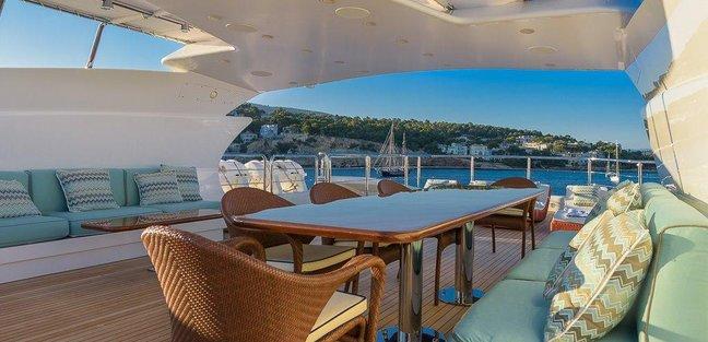 Africa I Charter Yacht - 4