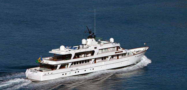 Big Eagle Charter Yacht - 3
