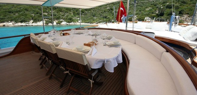 Caner IV Charter Yacht - 4